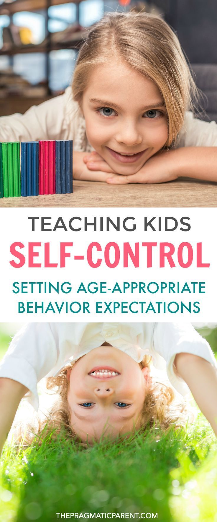 how to teach yourself self control