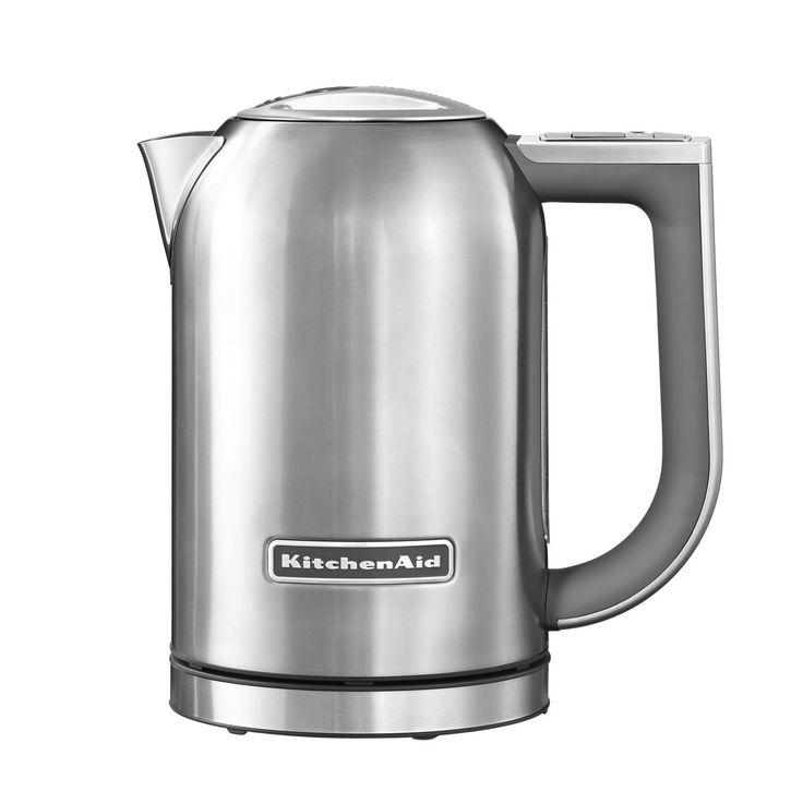 KitchenAid - Wasserkocher KEK1722, Edelstahl