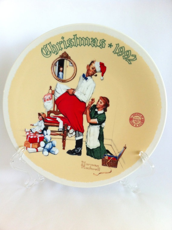 199 best Norman Rockwell Christmas images on Pinterest | Norman ...