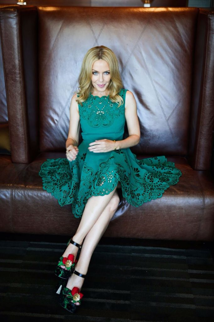 Kylie Minogue by Toby Zenia December 2015
