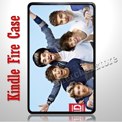 One direction HOT GUYS Kindle Fire Case