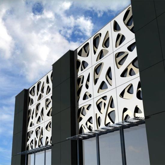 Modern Facade 85 best facade images on pinterest | facades, architecture and