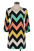 Serendipity Chevron Dress.  This is too cute! Great website for cheap boutique clothes with free shipping.