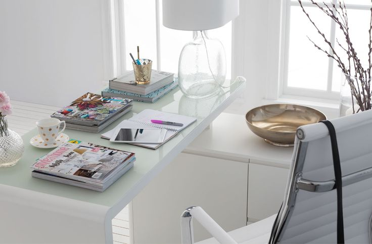 On the Lookbook: our top 5 tips for a productive workspace!