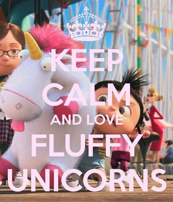 LOVE FLUFFY UNICORN'S