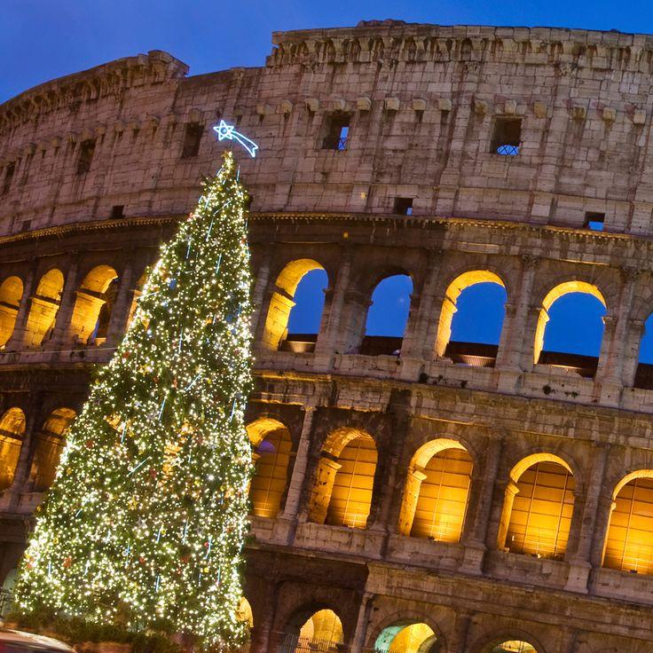Rom er julestemning hele vejen igennem. Find julemarkeder her: http://www.apollorejser.dk/tilbudrabatter/julemarkeder