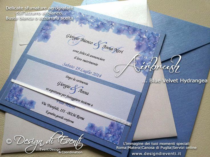 http://www.designdieventi.it/wp-content/uploads/2013/12/Blue-Velvet-partecipazione-invito-matrimonio-nozze-ortensie-perlato-lino-bianco-blu-...