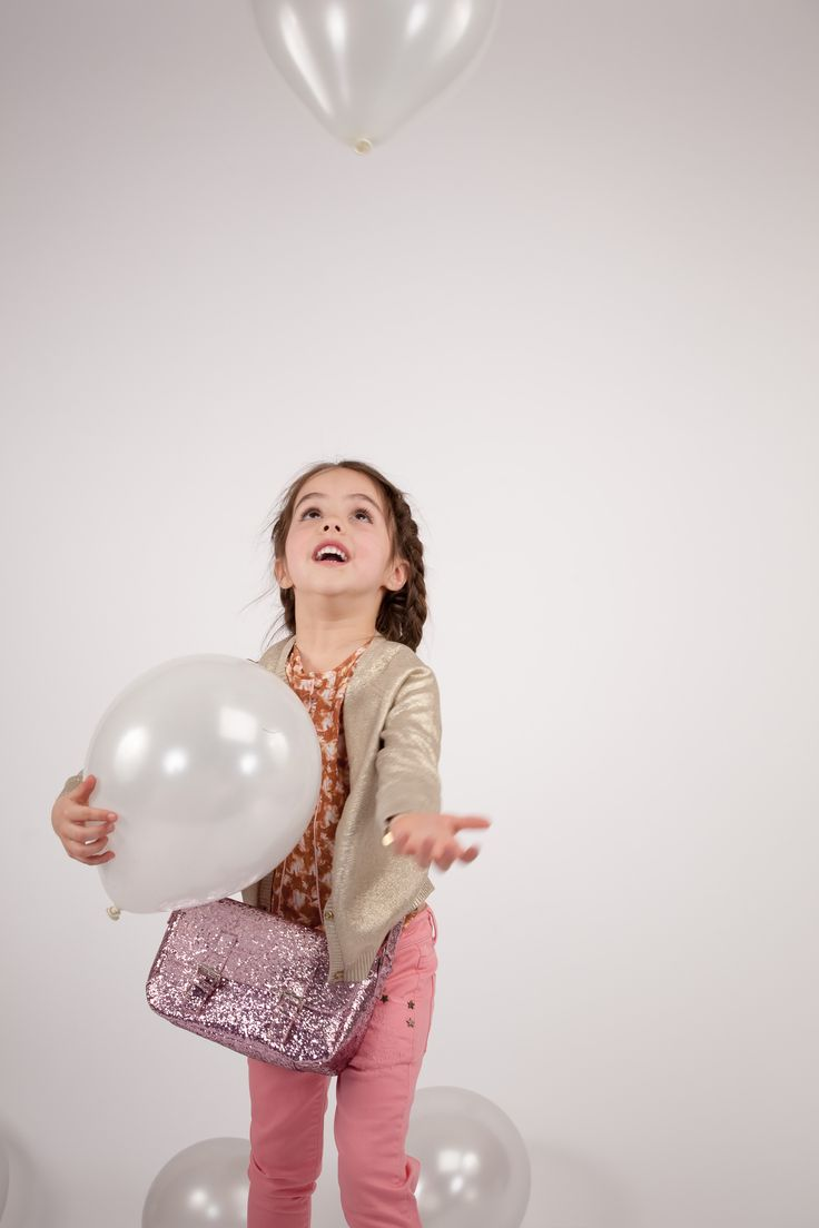 Collection CdeC AW 2014. Blouse Rose Brix Pumpkin, pantalon Remus Piggy #cdec #lookbook #kidsfashion