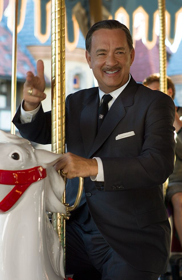 Saving Mr. Banks is now playing in theaters everywhere. Click the image to find showtimes & get tickets!