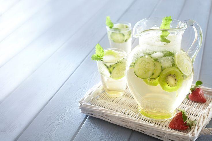 Raikas päärynäbooli | K-ruoka  #kesä #juomat