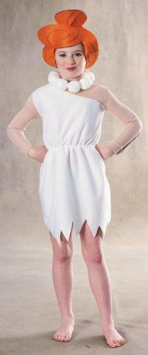 Wilma Flintstone Costume  Small *** You can find out more details at the link of the image.