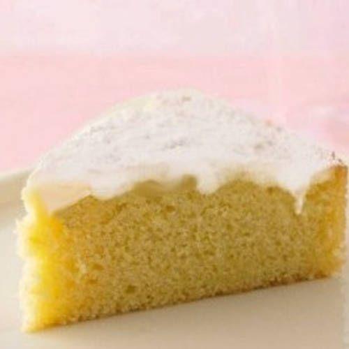 Luscious Lemon Yogurt Cake, vegan dessert recipe