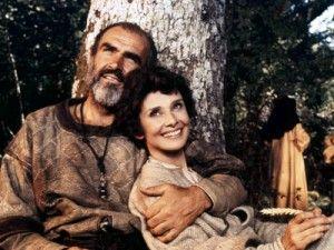 Robin y Marian  En esta película nos cuentan la historia de Robin Hood, cuando vuelve de las cruzadas y ve que su mundo está patas arriba. En ella también encontraremos a Sean Connery.
