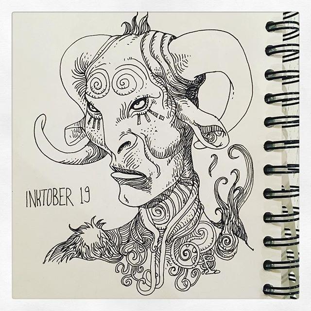 Inktober 19