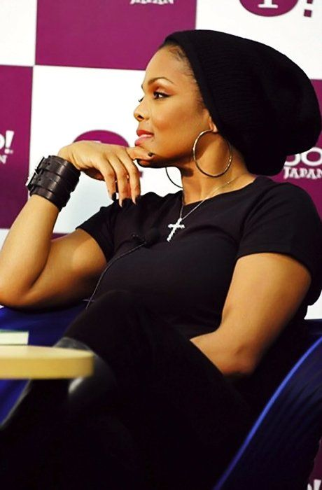 Janet Jackson.....always and forever dope
