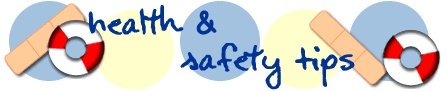 Water safety tips - for the home, beach, boating, and more!