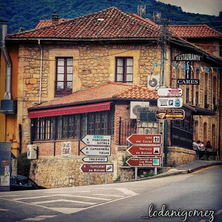 Poo de Cabrales, Asturias #poodecabrales #asturias 》instagram @_lodanigomez