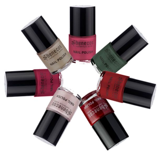 Benecos Happy Nails Nail Polish - FREE from 5 toxic chemical ingredients and certified vegan!