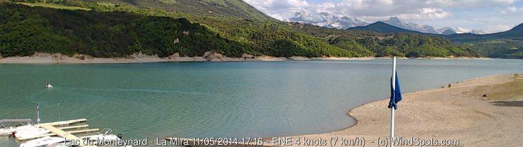 Lac Monteynard - Accès