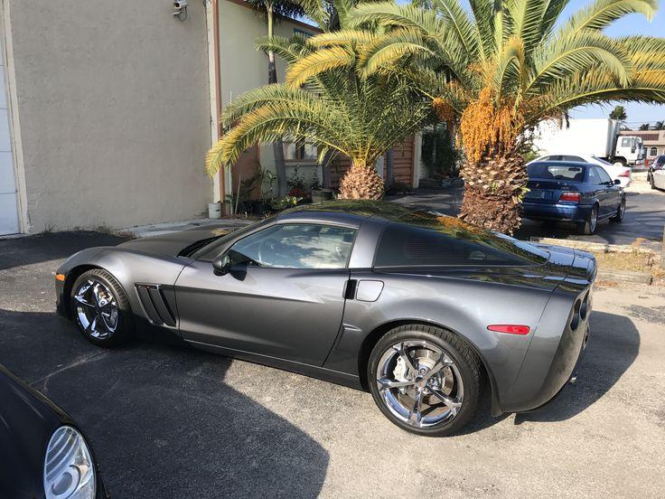 Current ride: 2012 Corvette GS