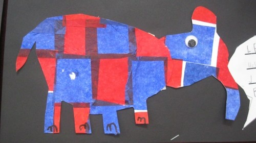 nice!: Taiki Taylors, Elephants W Design, Flynn Taiki, Elmer The Elephants, Schools Stuff, Elephants Appreciation, Art Projects