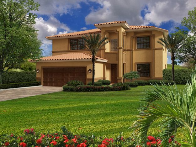 Charming and elegant 4 bedroom spanish mediterranean style for Elegant mediterranean homes