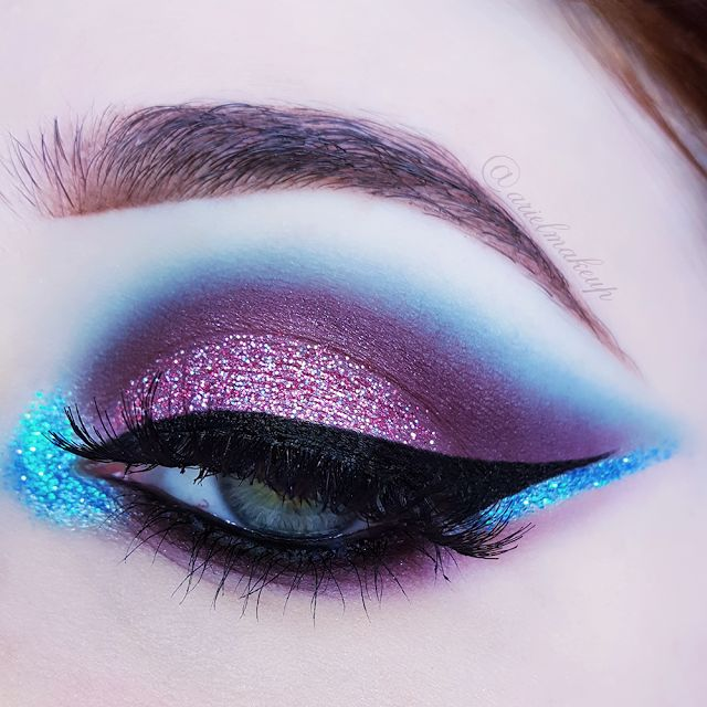 Ariel Make Up ~ Make Up & Beauty with a Princess Touch: ♕ Make Up Look ~ Mermaids & Unicorns ♕