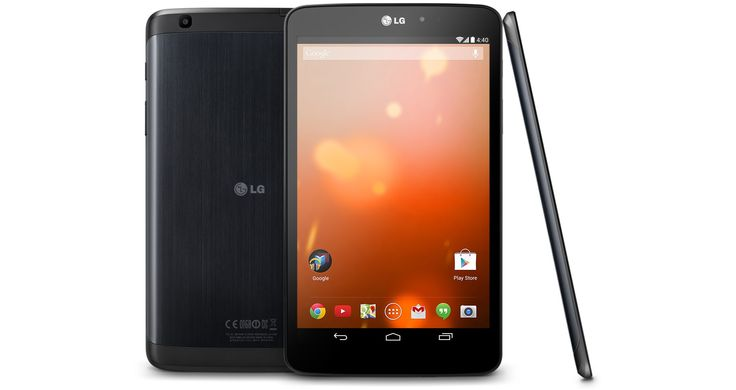 LG G Pad 8.3 Google Play Edition Now Receiving Android 5.0 Lollipop Update