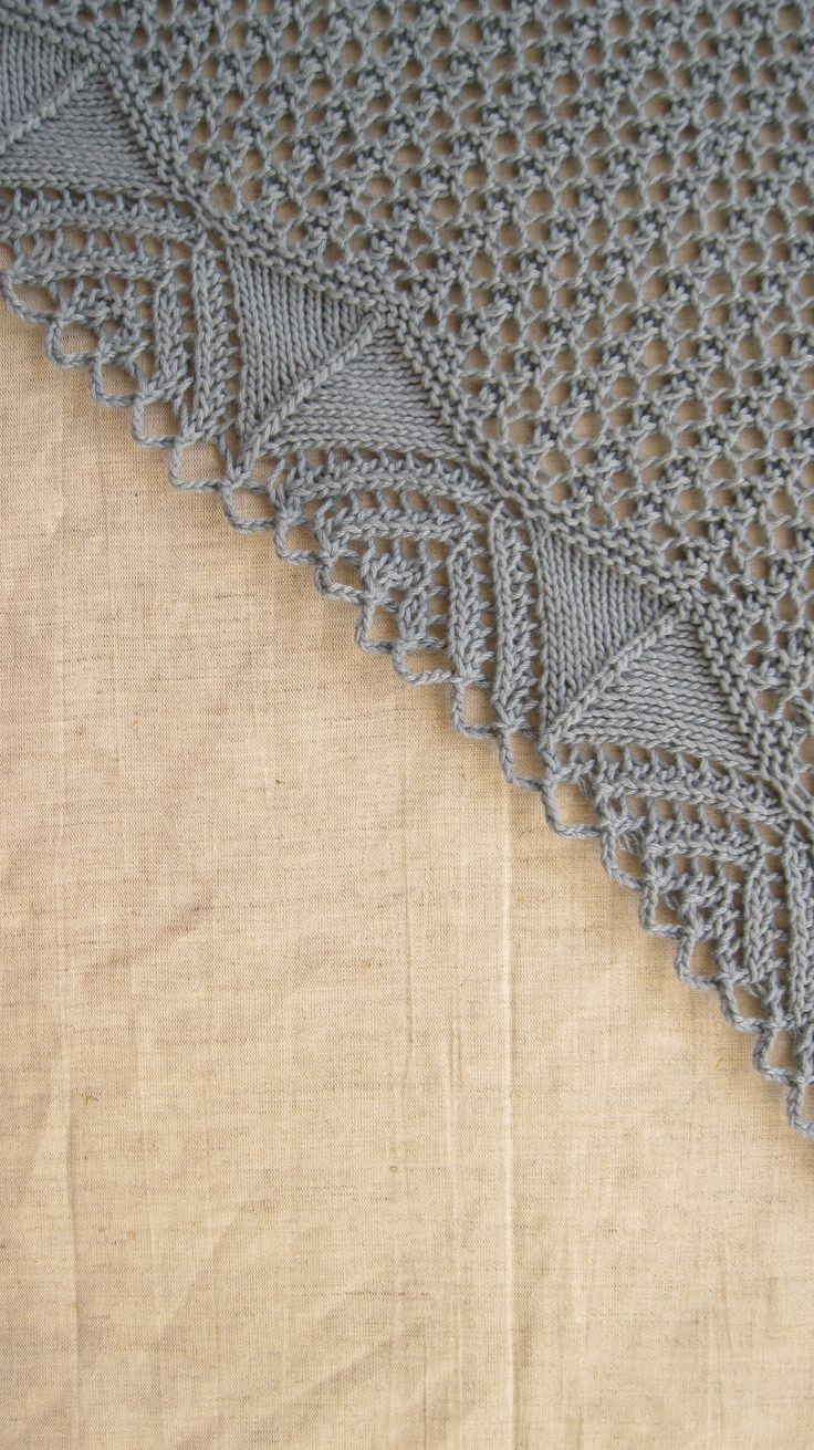 Lucinda's shawl