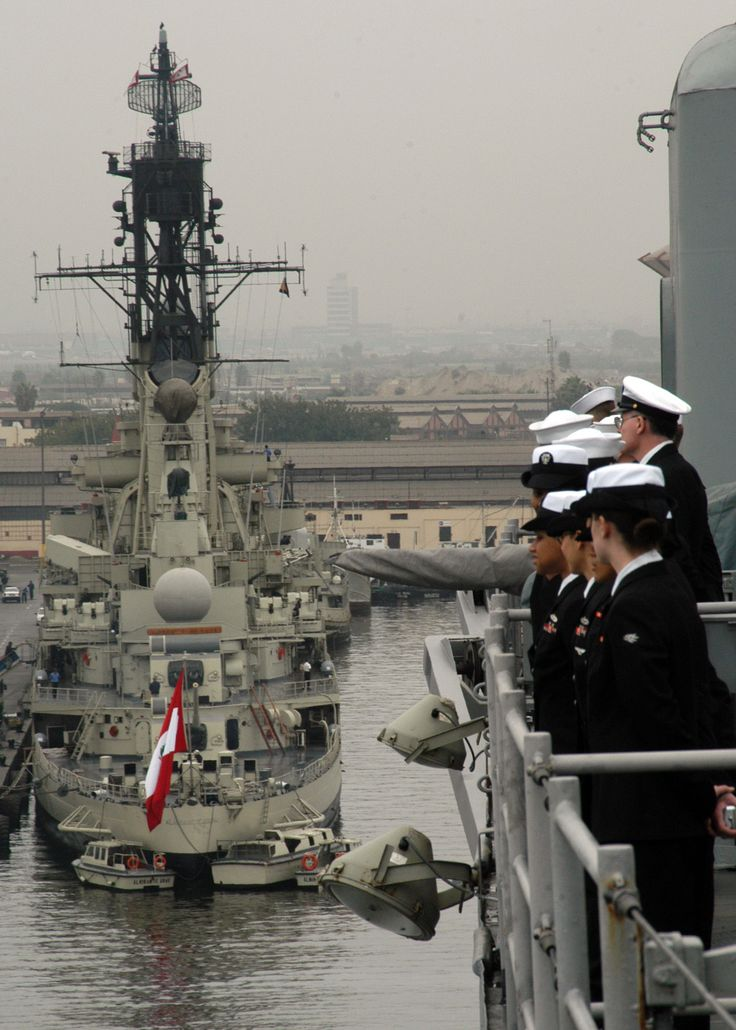 El ultimo Crucero de la Segunda Guerra Mundial, El Bap Grau | Espacio Militar