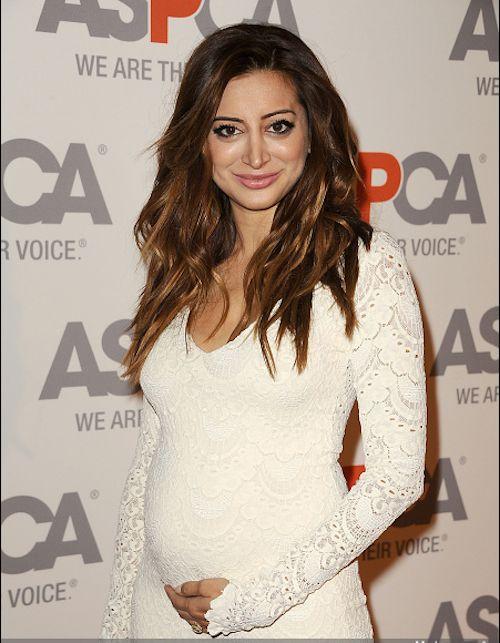 Noureen DeWulf & Ryan Miller Welcome First Child: Bodhi Ryan