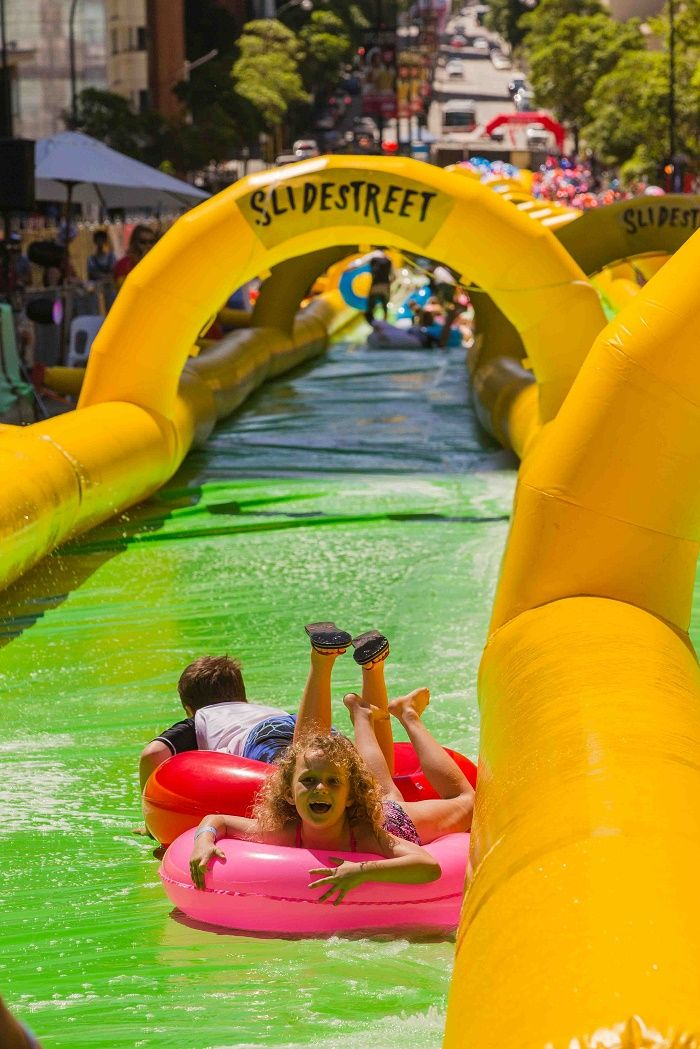 Win tickets to NOVA Slidestreet - see our Facebook page for all the details.
