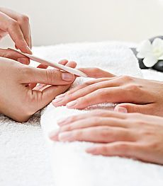 Bliss GlamSpa - Manicure - Pedicure