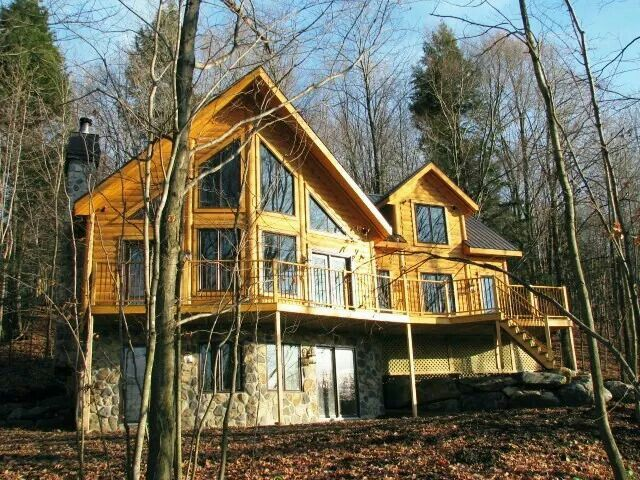 17 Best Images About Timber Block Log Home 39 S On Pinterest