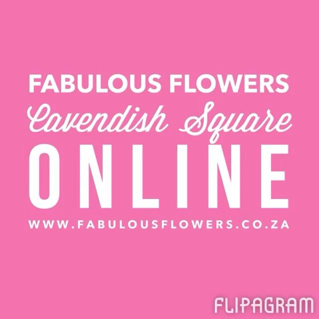 """Order Fabulous Flowers Online www.fabulousflowers.co.za #fabulousflowers #flowershop #florist #flowersofinstagram #instagood #instalove #cavendish…"""