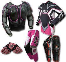 Women/Ladies-Body Armour+JerseyPants+Gloves+Knee Guards-Dirt Bike Gear/Motocross