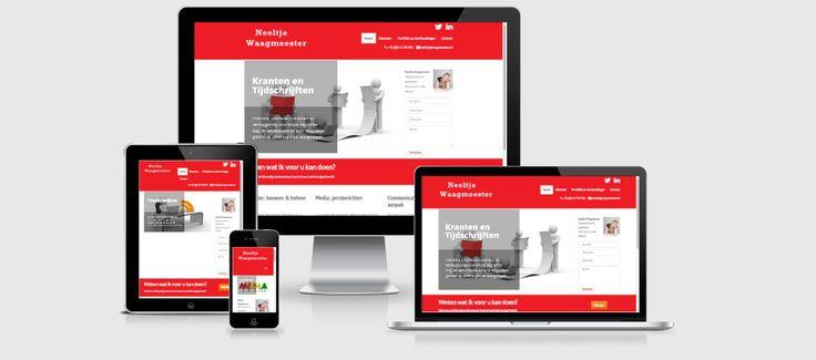 Is jouw website al geschikt voor mobiel gebruik? Als je website niet geschikt is voor gebruik via mobiel internet, dan ga je klanten verliezen. Lees meer...