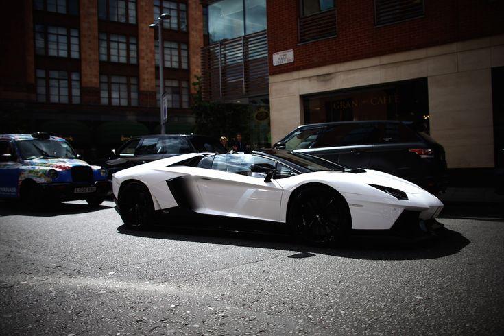 Szaúdi Lamborghini. Fotó: Carl Court/Getty Images