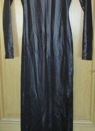 Kup mój przedmiot na #vintedpl http://www.vinted.pl/damska-odziez/dlugie-sukienki/15332032-czarna-dluga-sukienka-z-rozporkiem