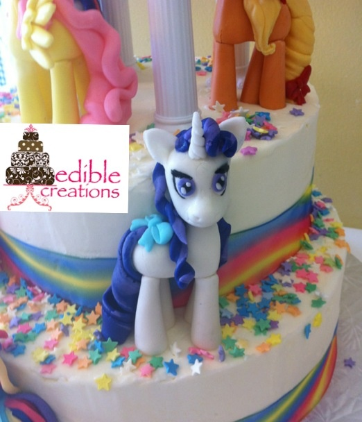 188 best My Little Pony Cakes images on Pinterest My little pony