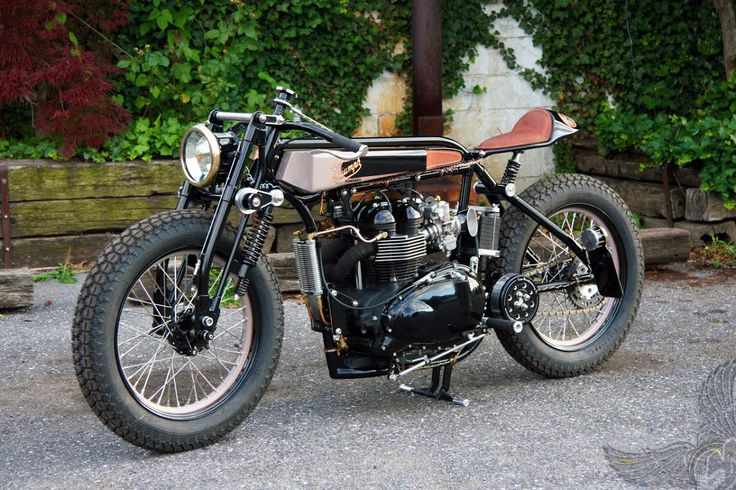 lc fabrications tt deluxe triumph for sale