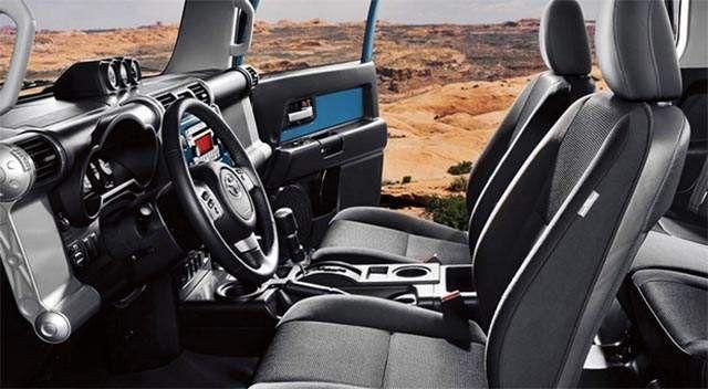 2020 Toyota Fj Cruiser Interior Toyota Fj Cruiser Fj Cruiser Toyota
