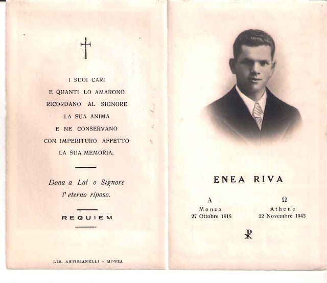 STORIA DEI RIVA: RIVA ENEA