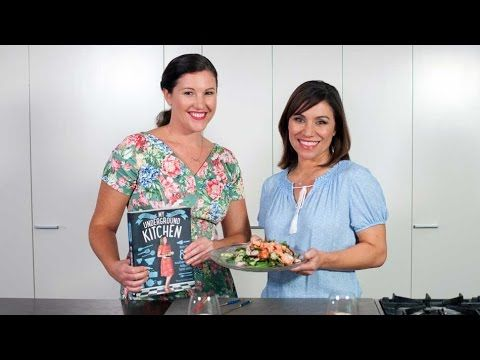 Cooking in the kitchen with Jess Daniell - Whānau Living