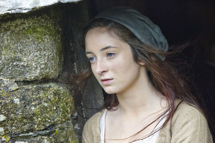 Gracee O'Brien as Jinny Carter in Poldark on BBC One (UK) and PBS Masterpiece (US)