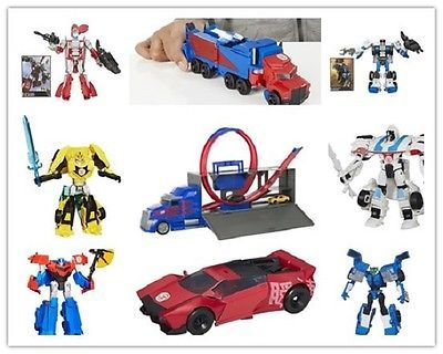 Brand new transformers #action figures collection - #optimus prime #bumblebee,  View more on the LINK: http://www.zeppy.io/product/gb/2/272357050445/