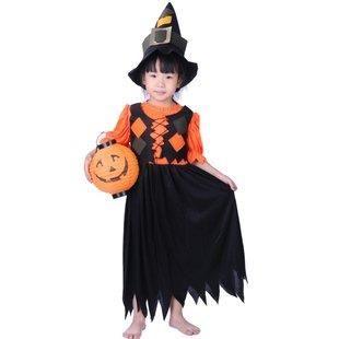 Костюмы ведьм для детей на хеллоуин