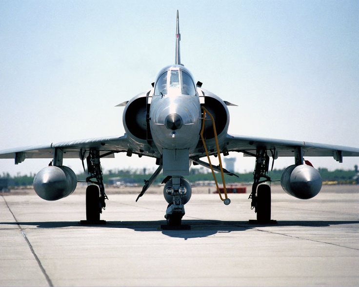 Picture of the IAI Kfir / F-21A