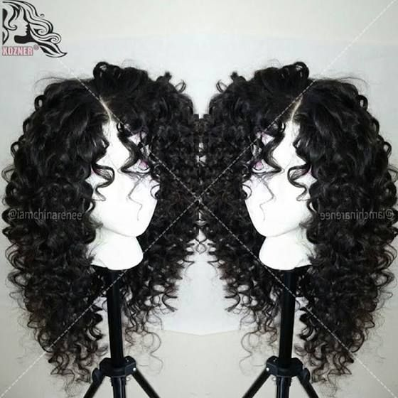 Curly Human Hair Wigs Google Search Me Pinterest
