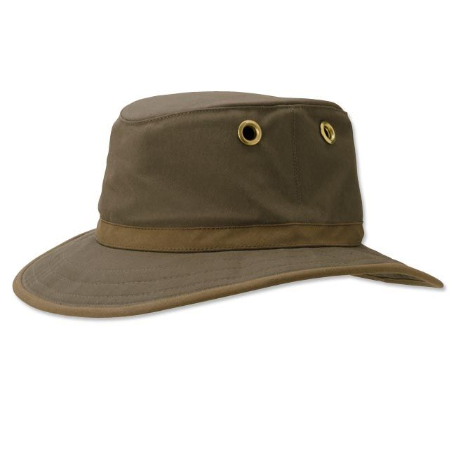 Just found this Mens Tilley Hat - Tilley Waxed Cotton Hat -- Orvis on Orvis.com!